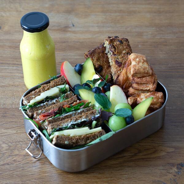 Frühstück Catering Frühstücksbox Classic