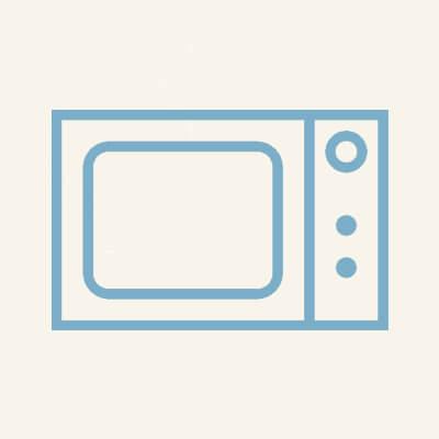 Mittagessenbestellung Mikrowelle